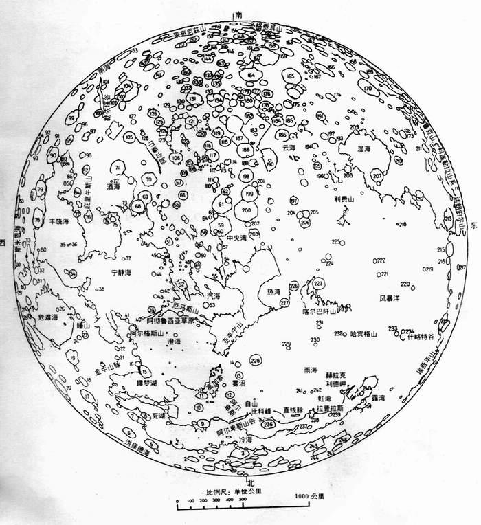点击获得更大的月面图